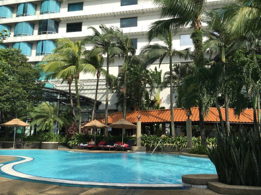 SPG Hot Escapes Le Meridien Kuala Lumpur