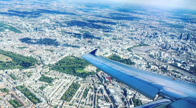 InsideFlyer Wochenrückblick Anflug auf London