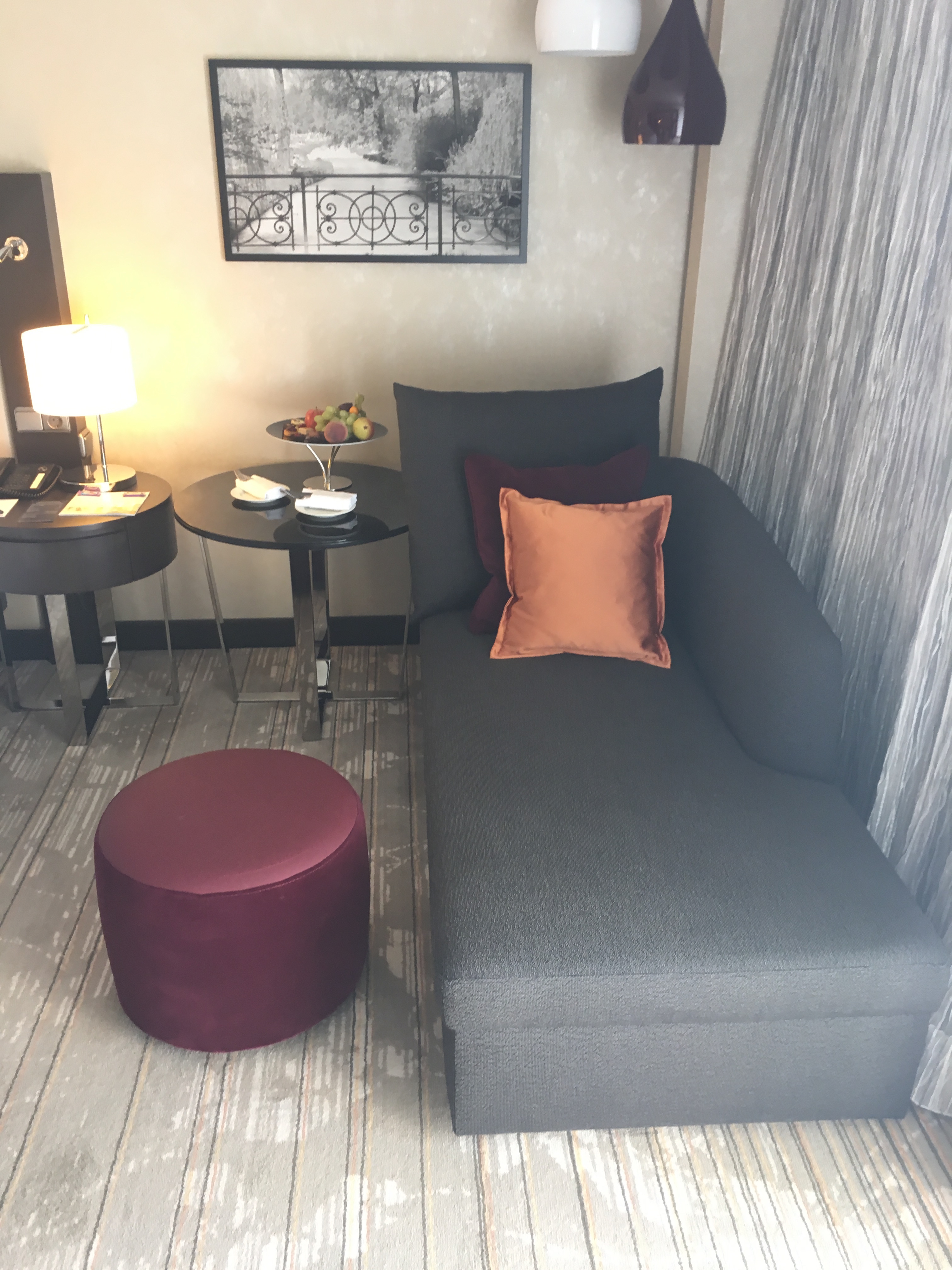 Hilton München Park Executive Room
