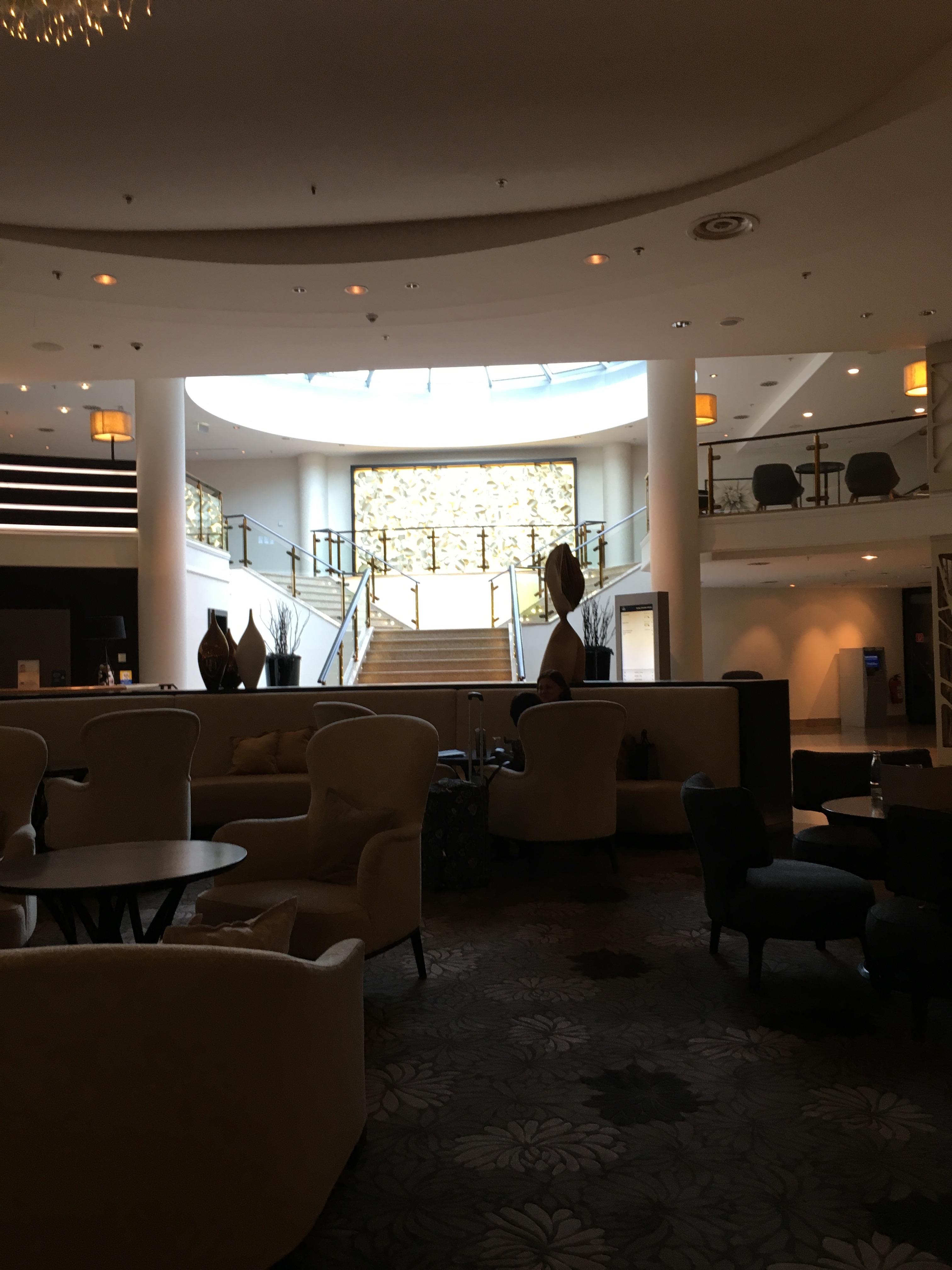Hilton München Park Lobby