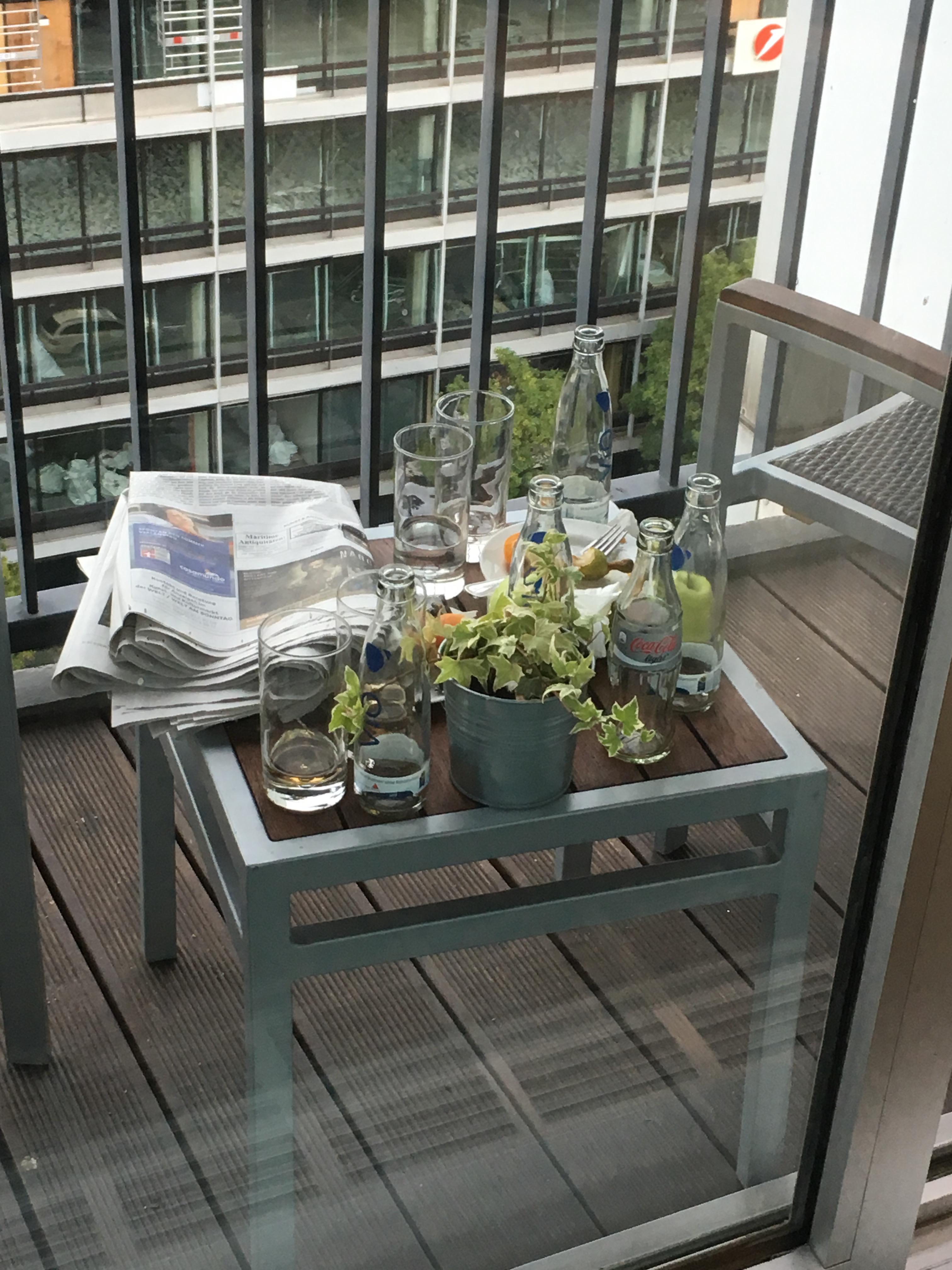 Hilton München Park Executive Lounge