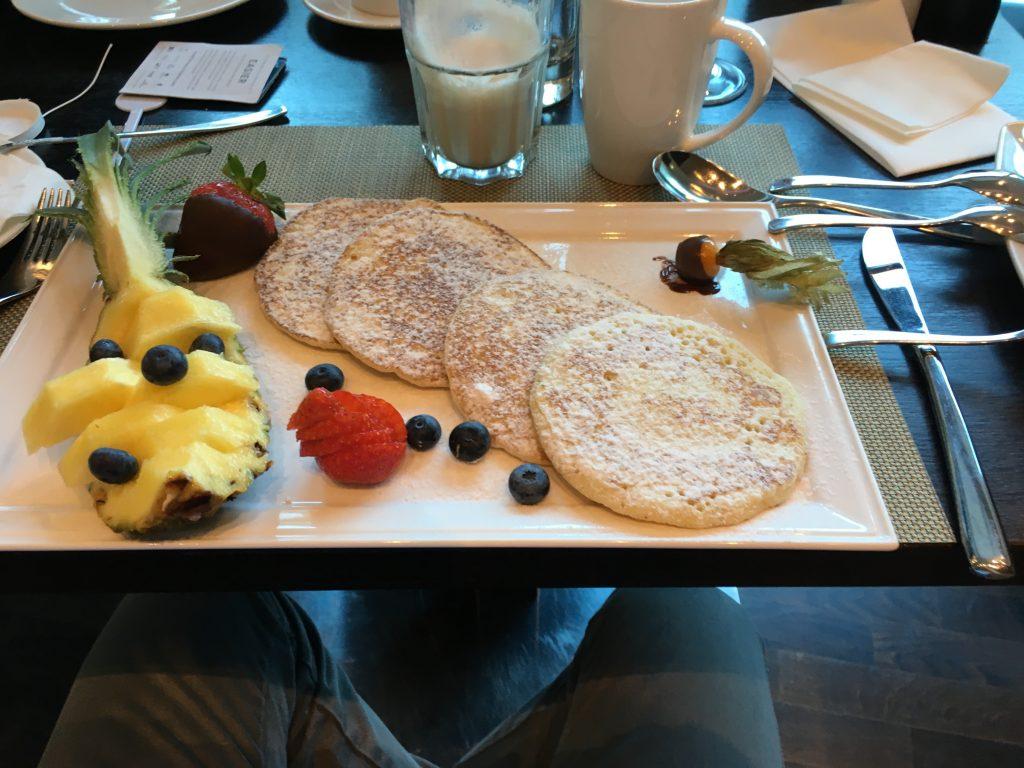 Hilton München Park Frühstück