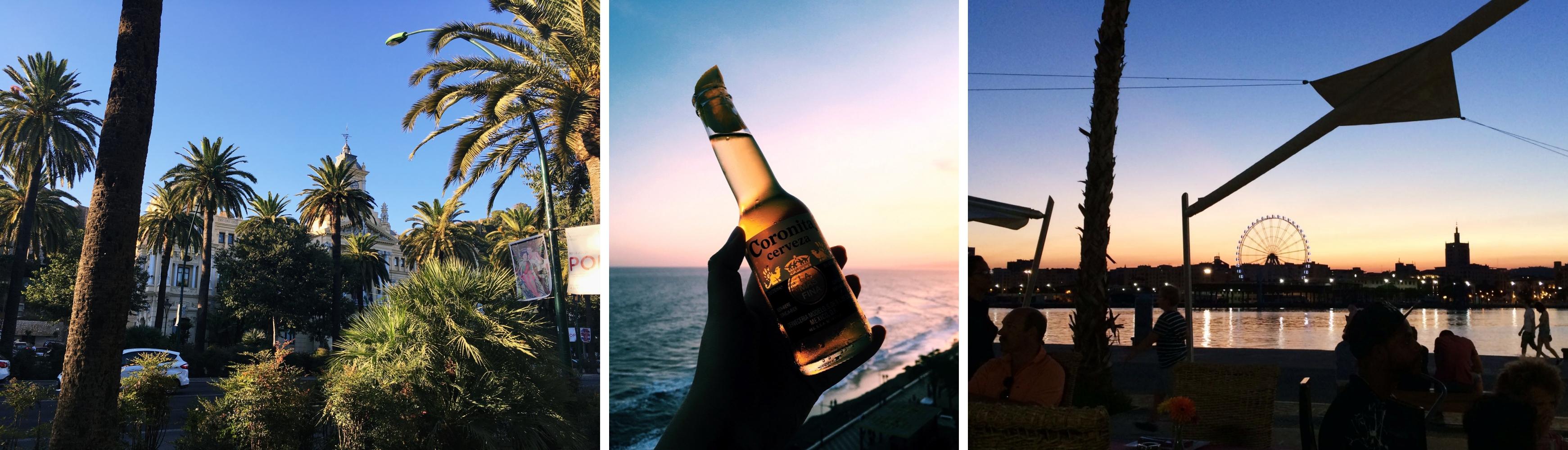 InsideFlyer Wochenrückblick Ein perfekter Tag in Malaga