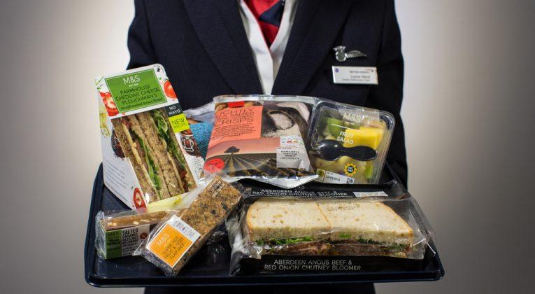 British Airways Catering wird kostenpflichtig