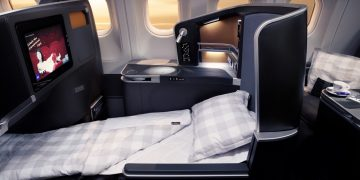 SAS Business Class Angebote nach Asien