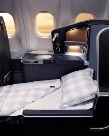 SAS Business Class Angebote nach Asien