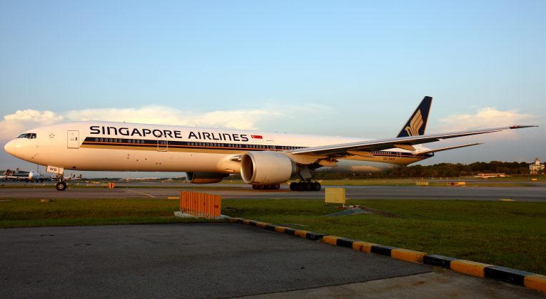 Singapur Airlines Business Class Angebote
