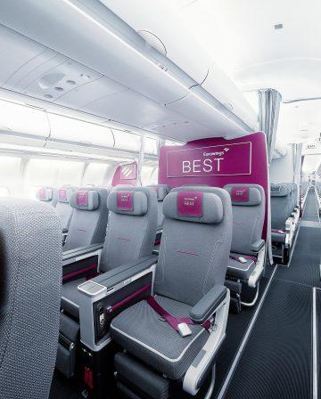 Lufthansa Status- und Prämienmeilen mit Eurowings sammeln