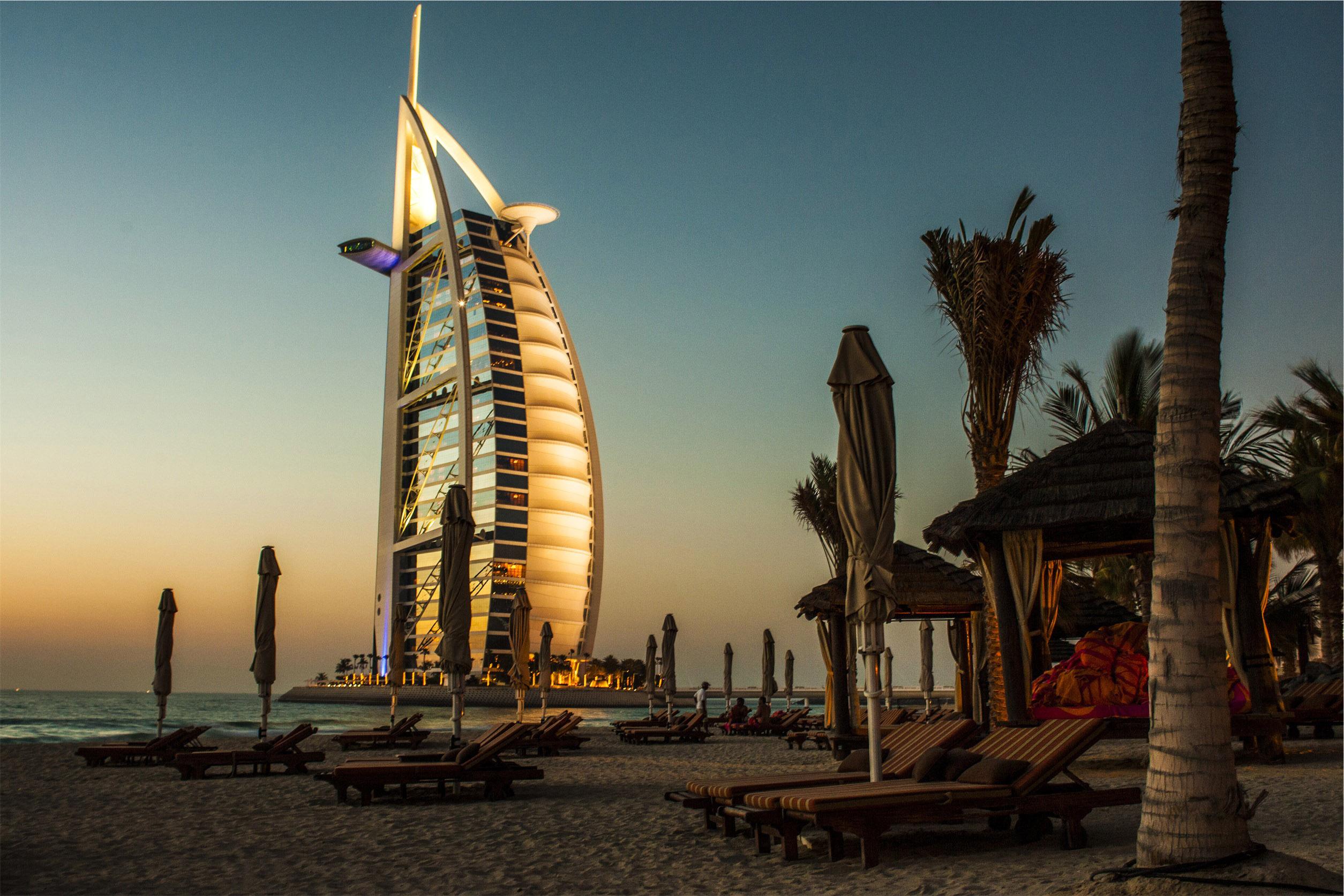 Business Class nach Dubai