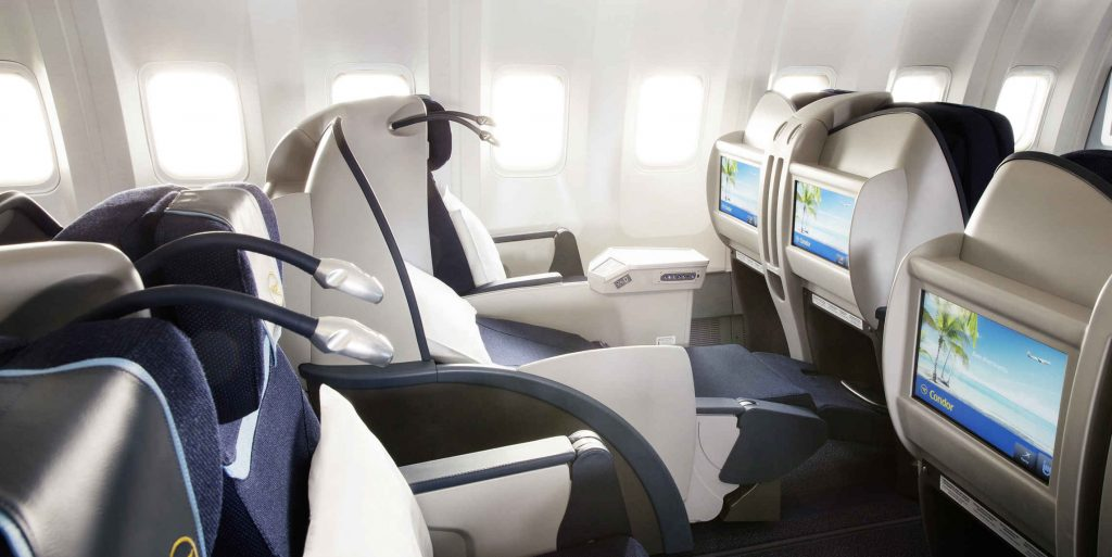 Condor Business Class Angeobote