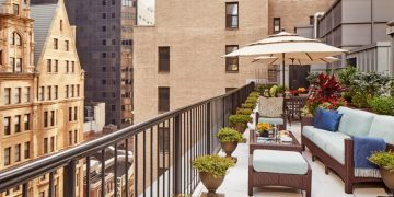 SPG Hot Escapes The Chatwal New York
