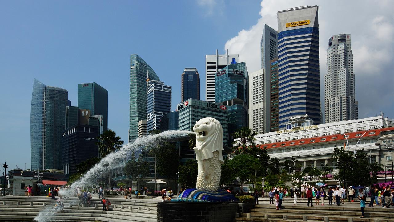 Business Class nach Singapur