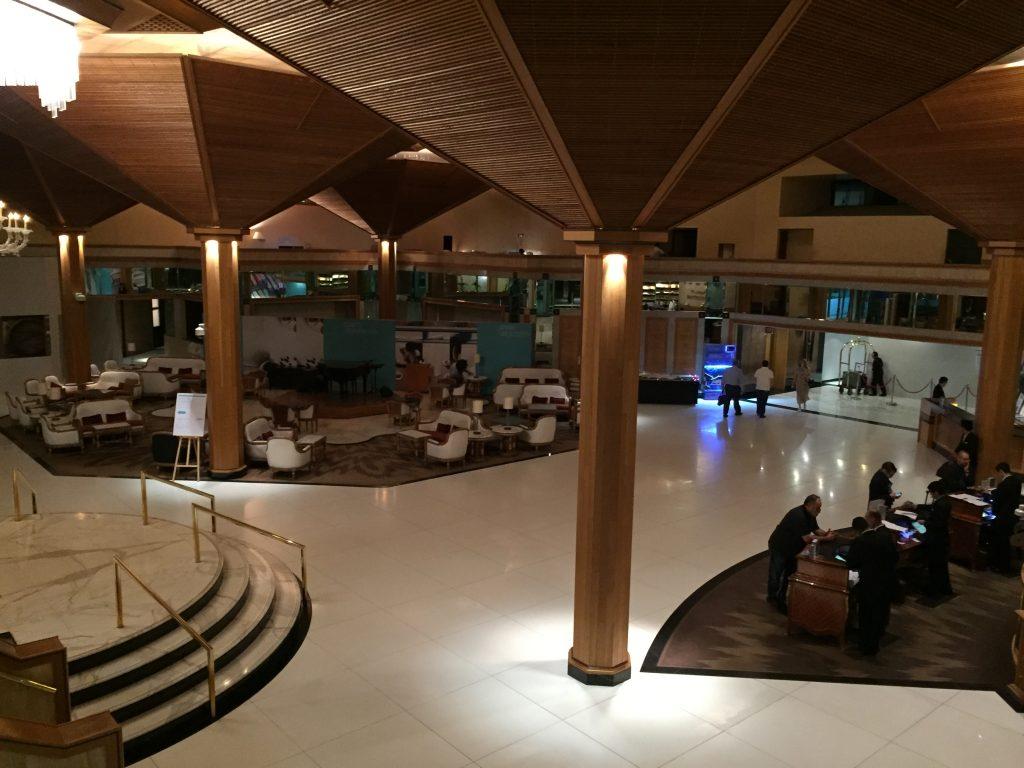 Le Méridien Dubai - Lobby