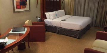 Le Méridien Dubai - Club Zimmer