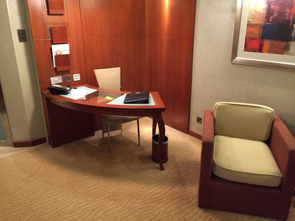 Le Meridien Dubai - Royal Club Zimmer