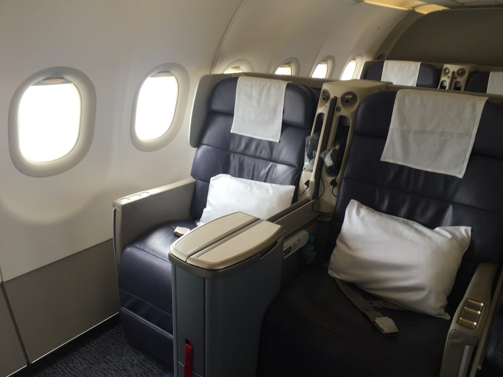 Gulf Air Business Class A330 Sitz