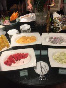 Millennium Hilton Bangkok Executive Lounge