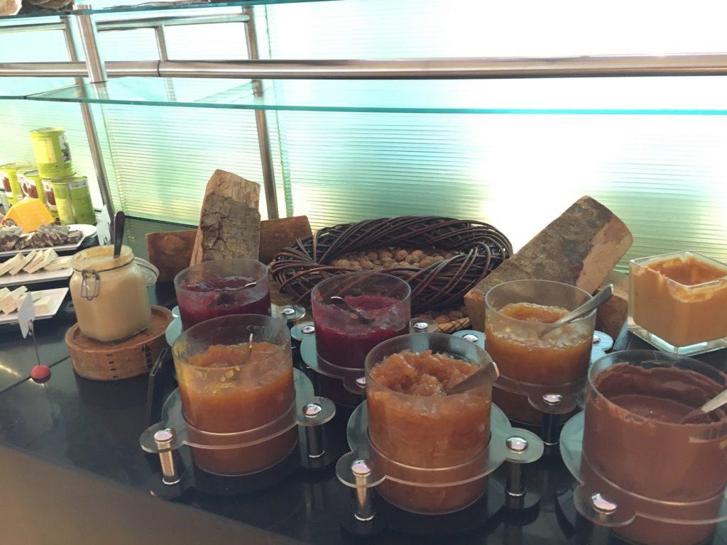 Hilton Athens Frühstück