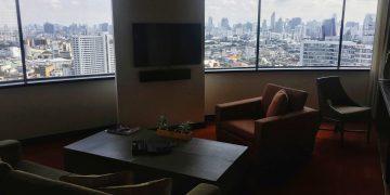 Millennium Hilton Bangkok - Panorama Suite