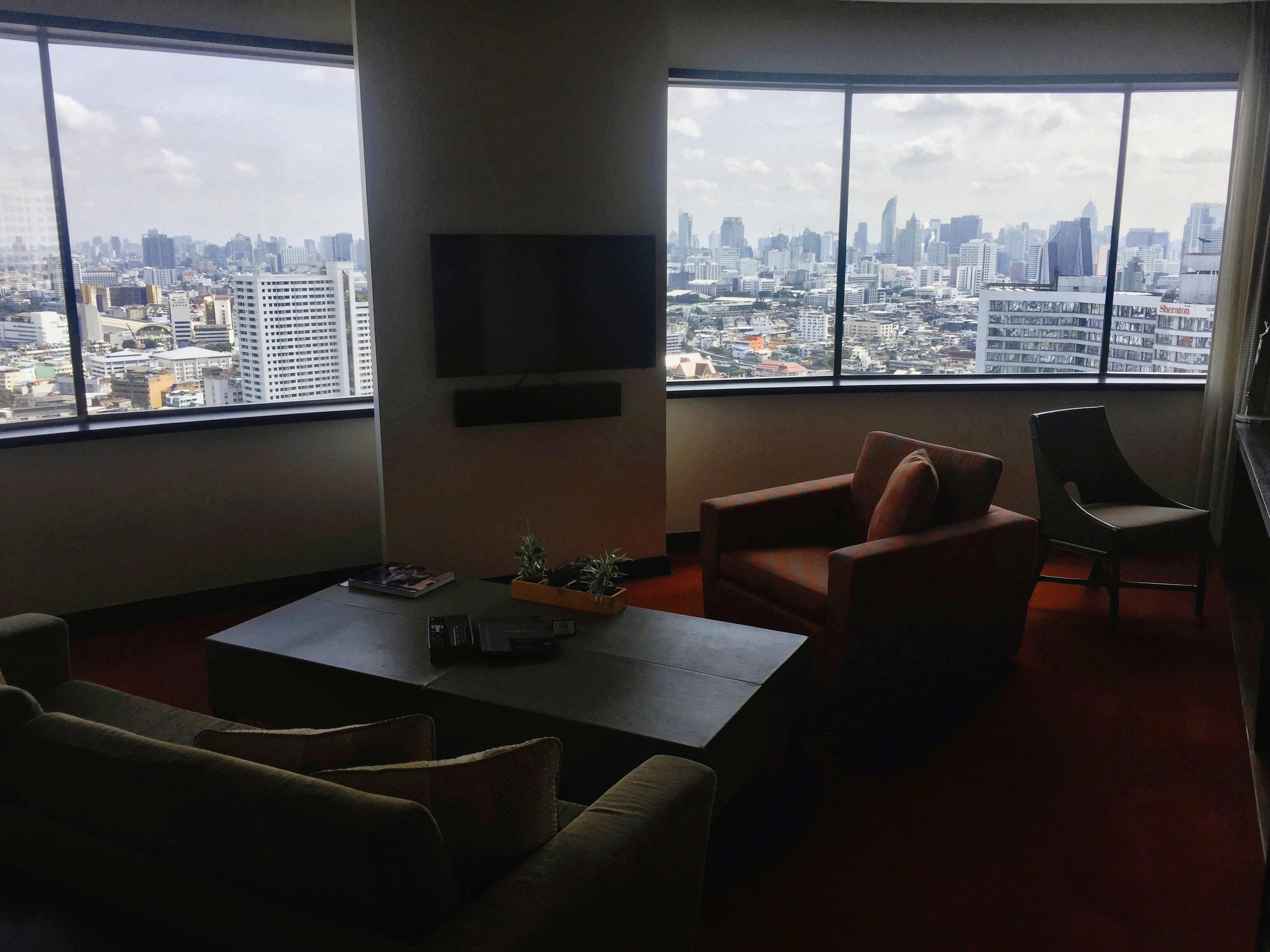 InsideFlyer Wochenrückblick Hilton Millennium Bangkok