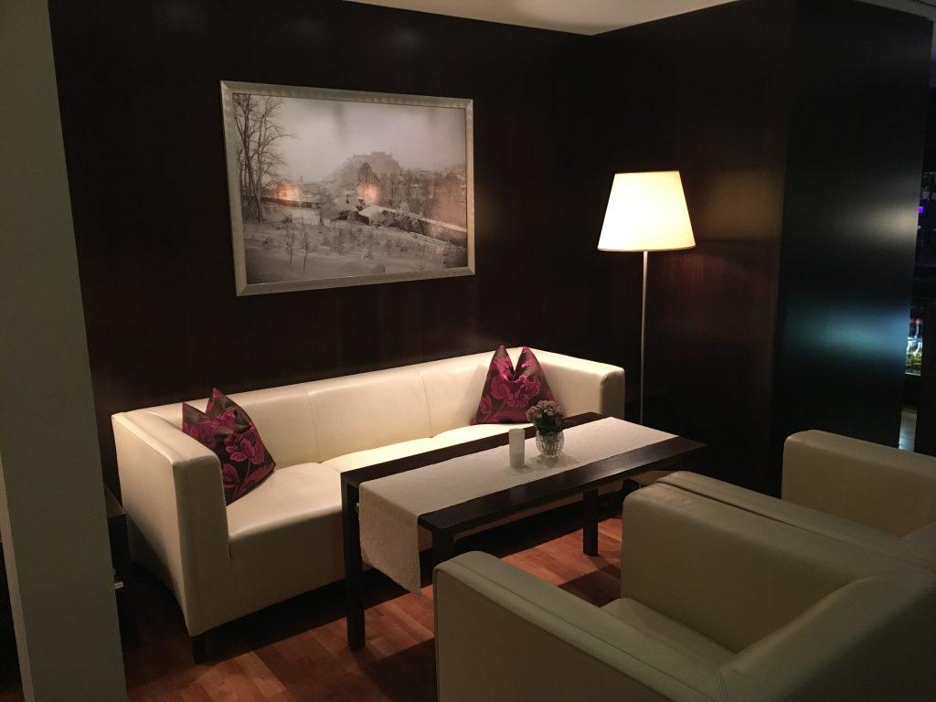 Sheraton Grand Salzburg Club Lounge