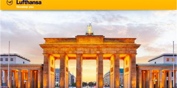 Neuer Lufthansa Gutschein