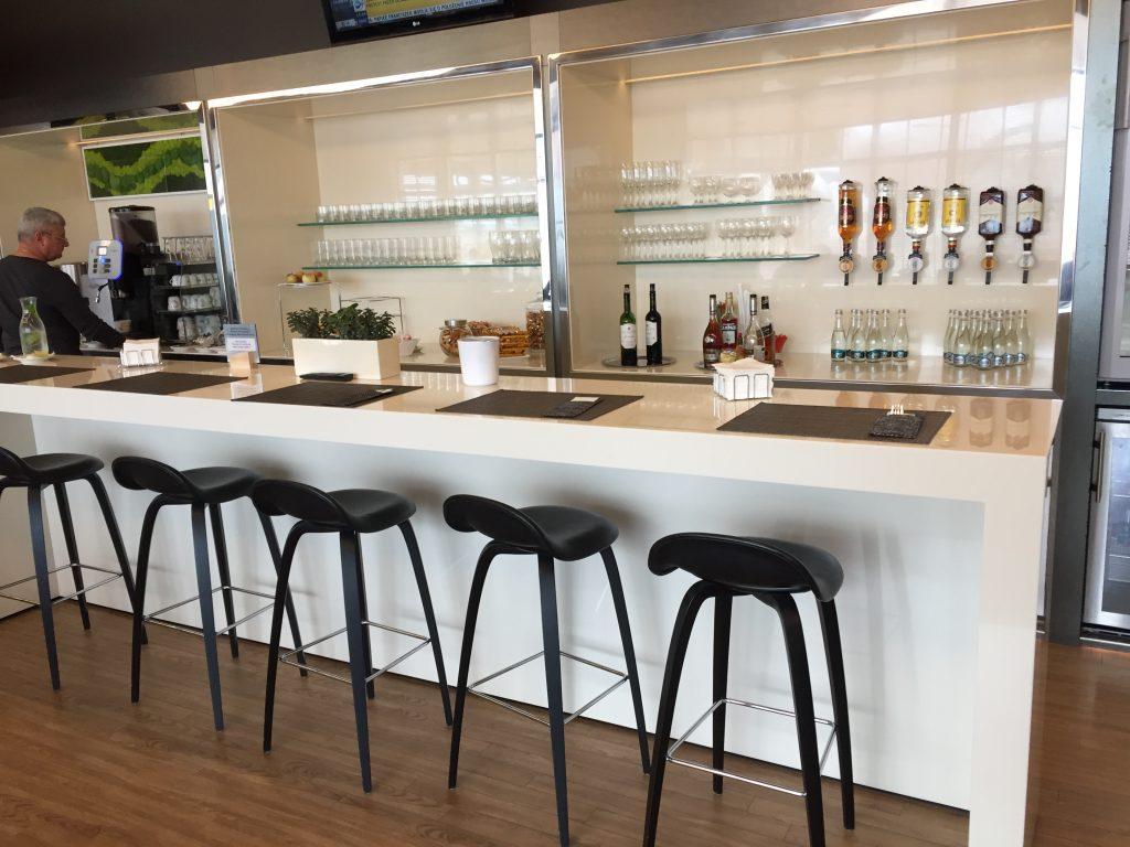 Bolero Executive Lounge Theke