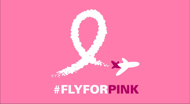 Fly for Pink