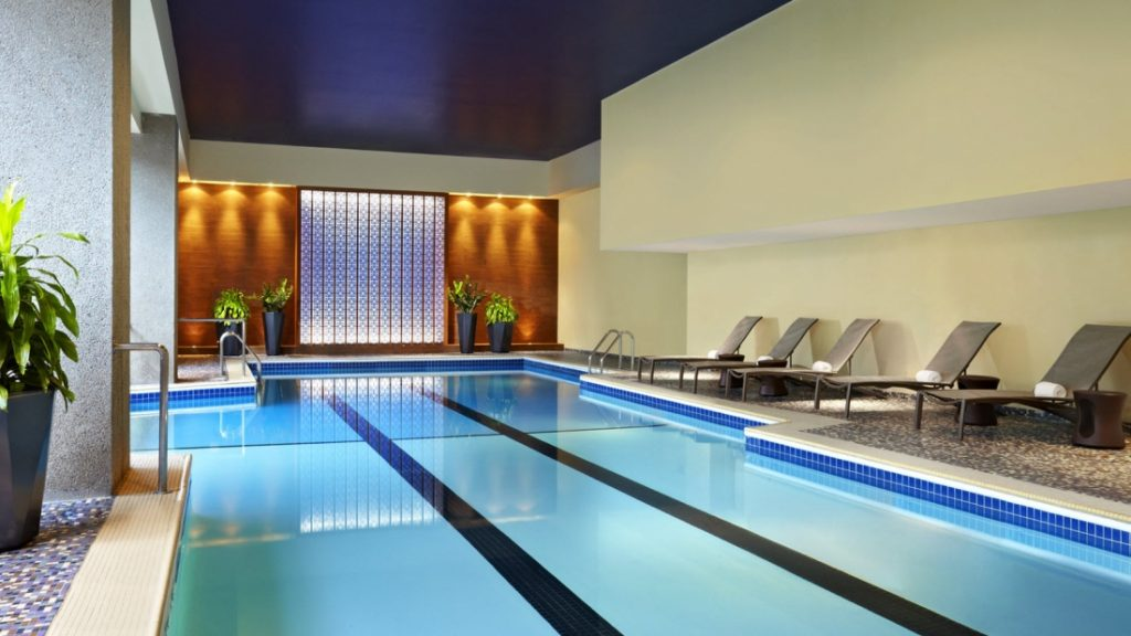 SPG Hot Escapes Le Centre Sheraton Montréal
