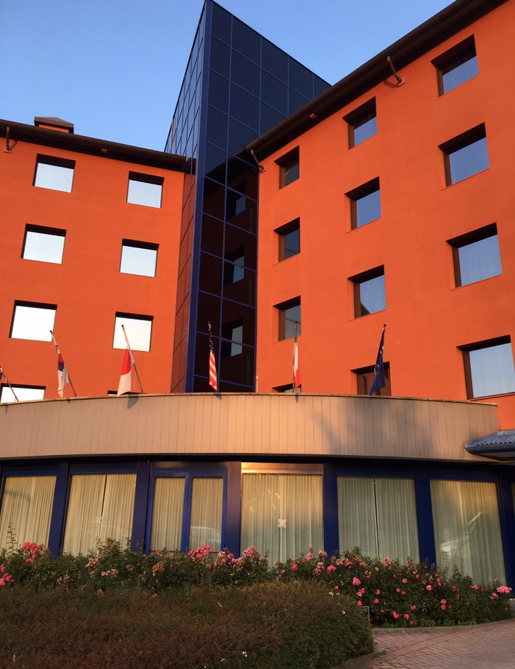 Hotel review hilton garden inn milan malpensa insideflyer de for Hilton garden inn milan malpensa
