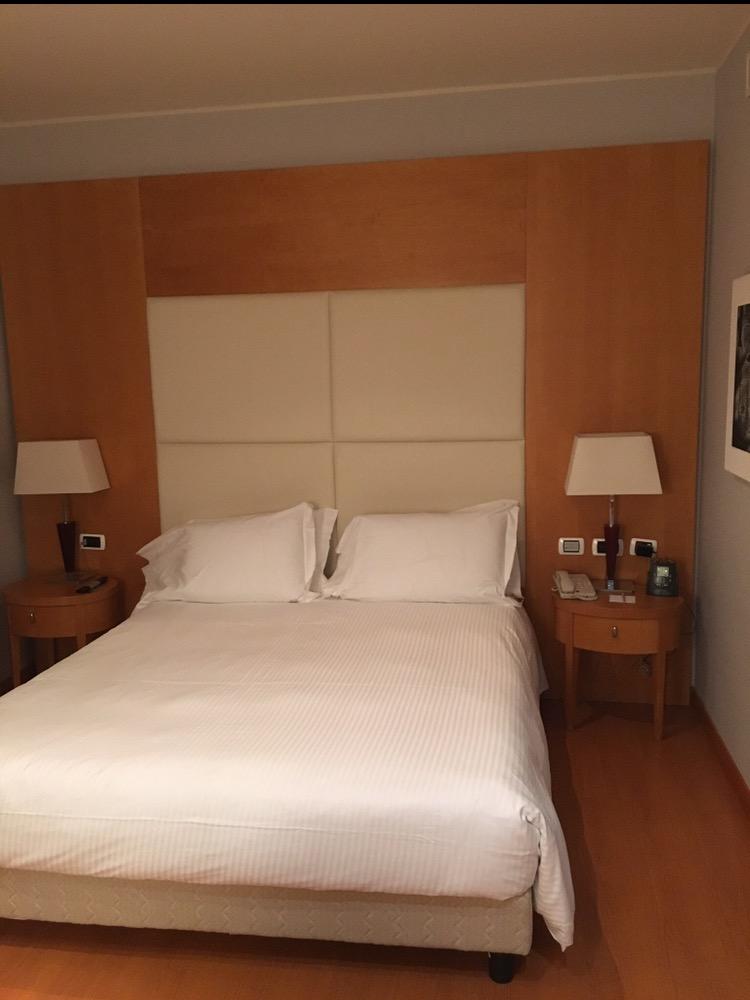 Hilton Garden Inn Milan Malpensa Zimmer