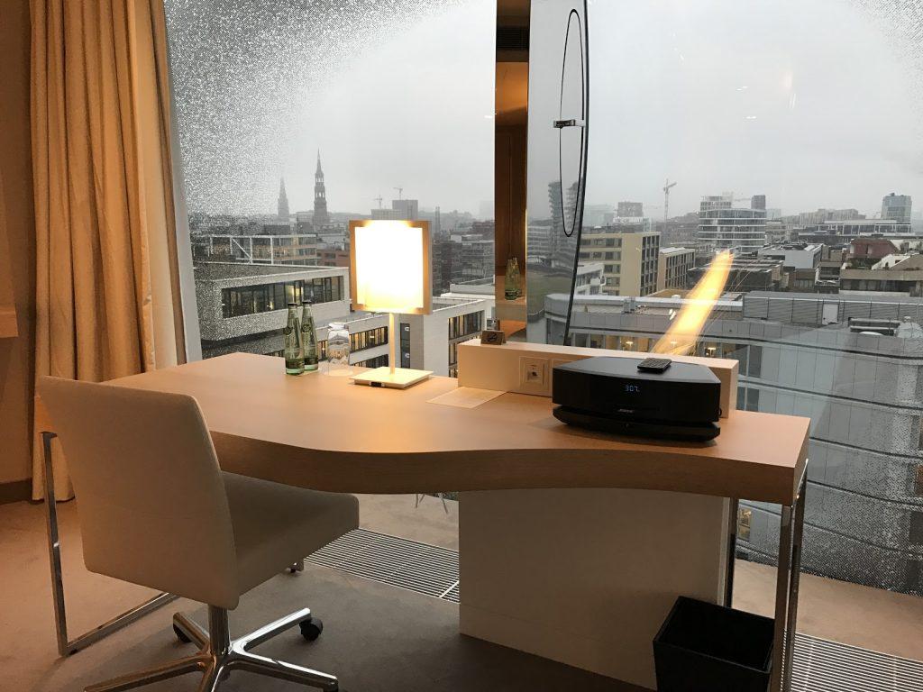 The Westin Hamburg Panorama Suite