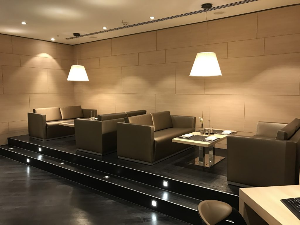 The Westin Hamburg Club Lounge