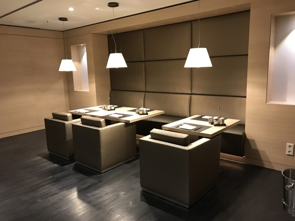 The Westin Hamburg Club Lounge