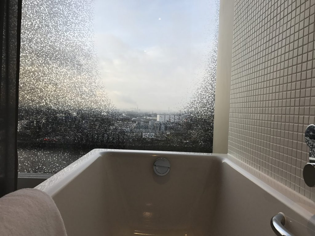 The Westin Hamburg Horizon Suite Badewanne