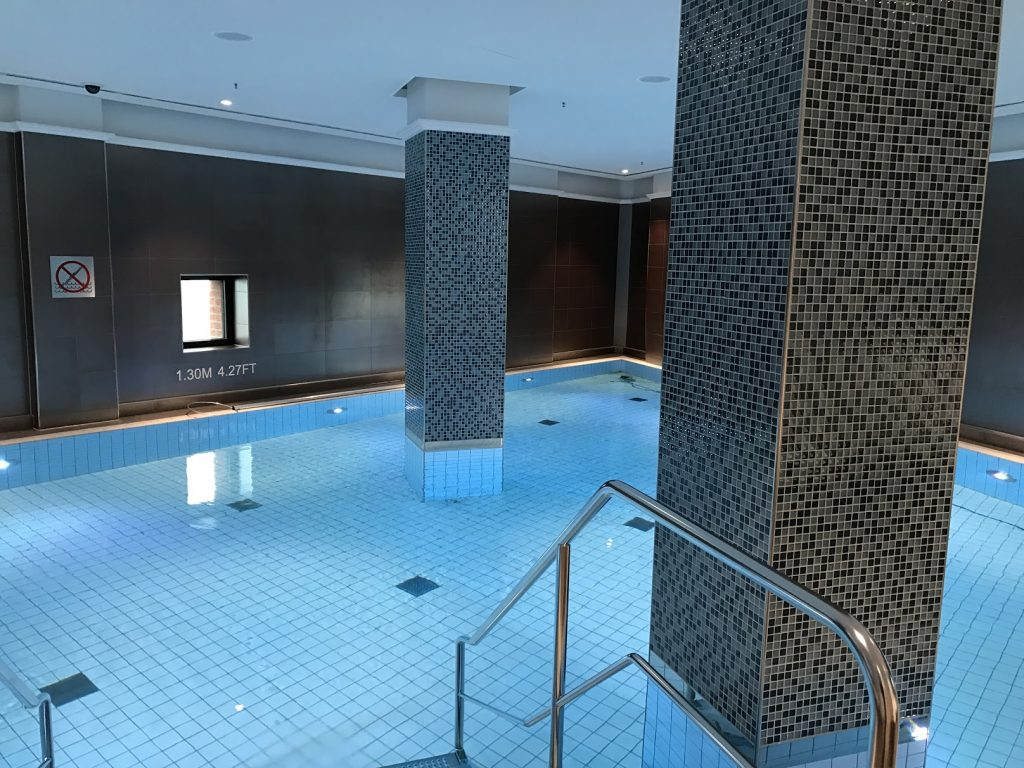The Westin Hamburg Pool