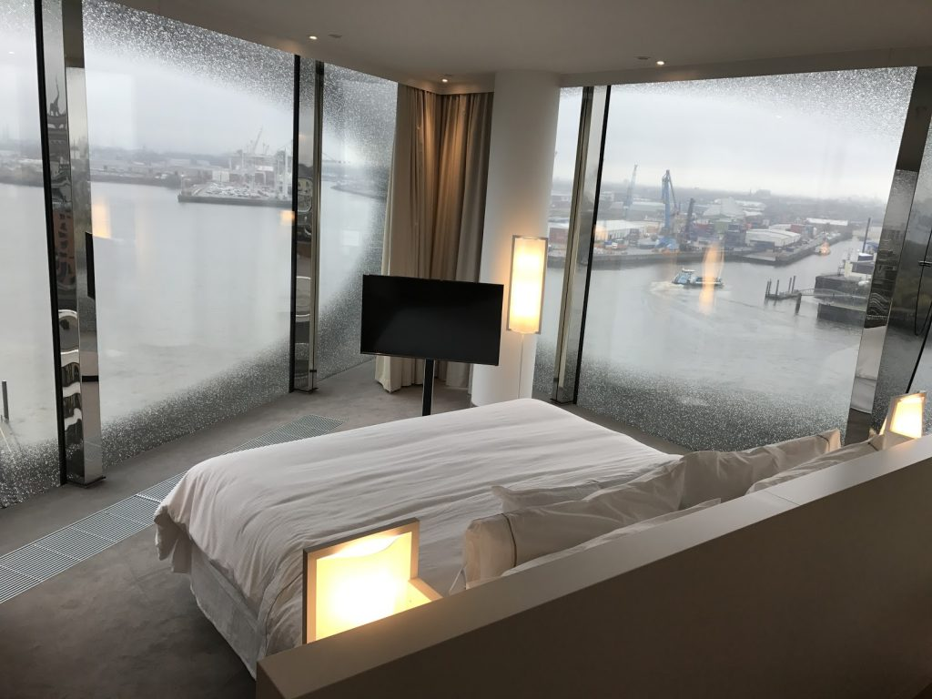 The Westin Hamburg Horizon Suite