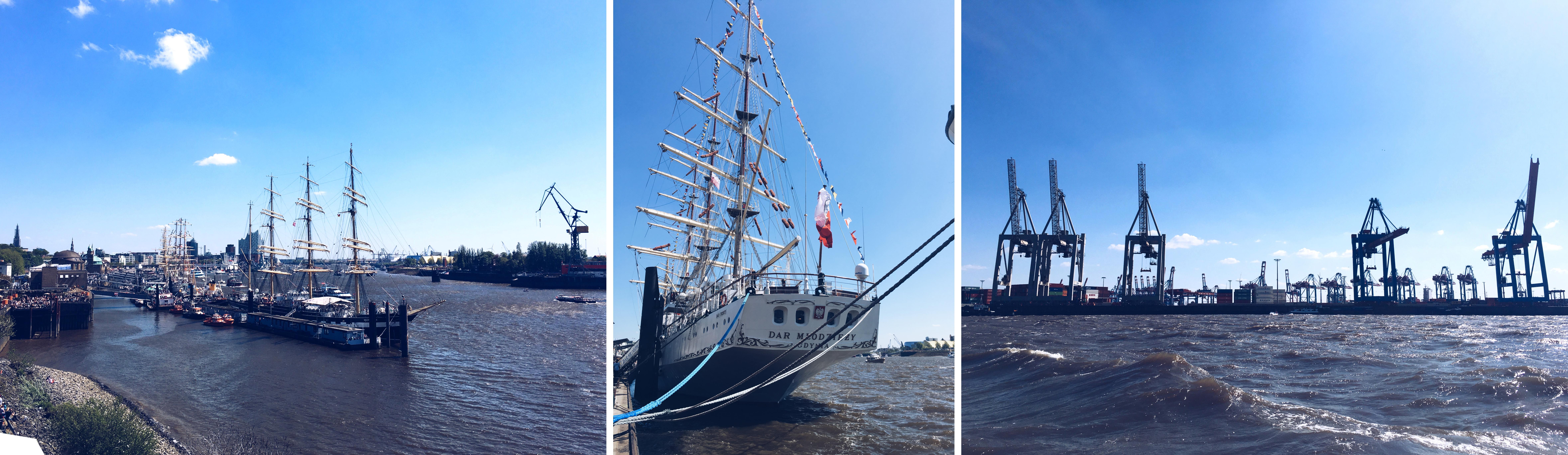 Ein perfekter Tag in Hamburg Hafen