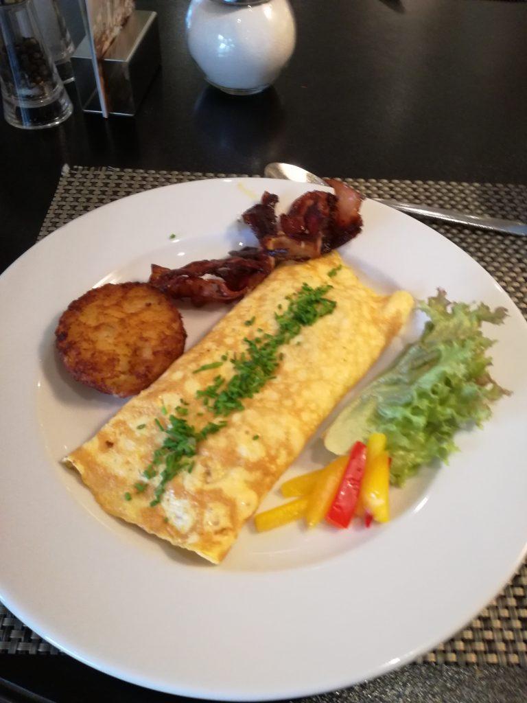 Hilton Garden Inn Vienna South Frühstück