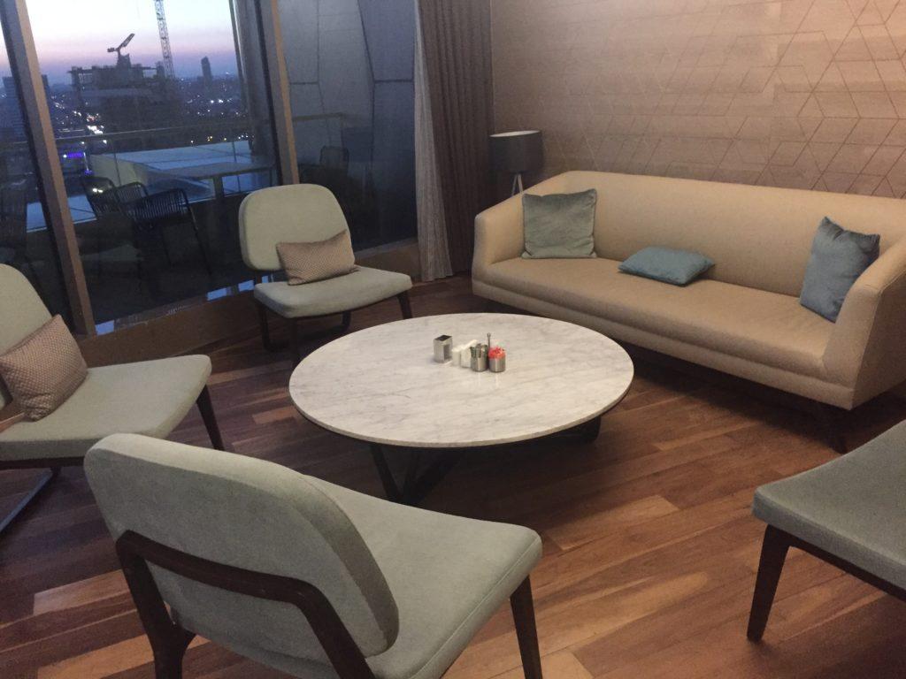 Hilton Istanbul Kozyatagi Executive Lounge
