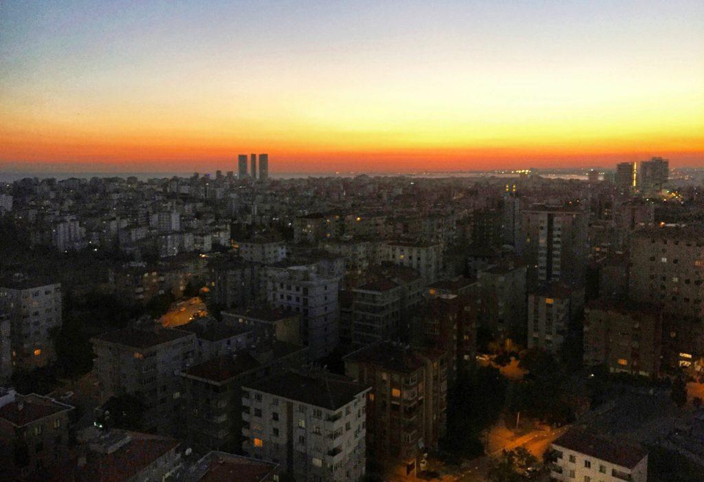Hilton Istanbul InsideFlyer Wochenrückblick
