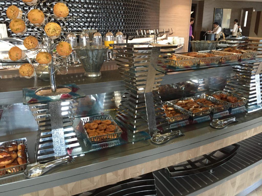 Hilton Istanbul Kozyatagi Frühstück