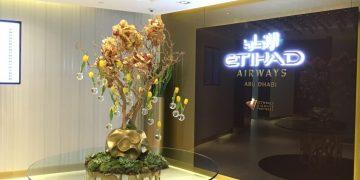 Etihad Airways Status mit nur einem Flug erhalten