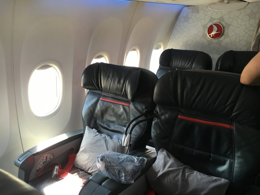Turkish Airlines Business Class nach Indonesien