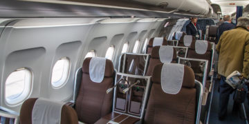 BA Clubworld A321