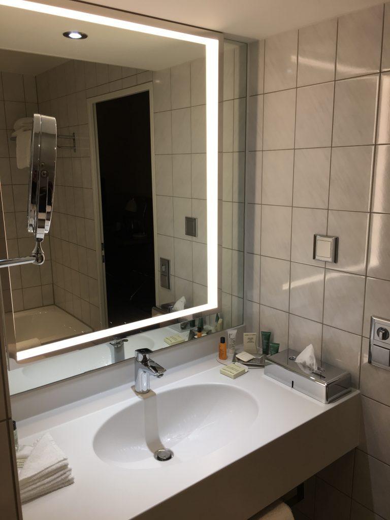 Hilton Nürnberg Badezimmer