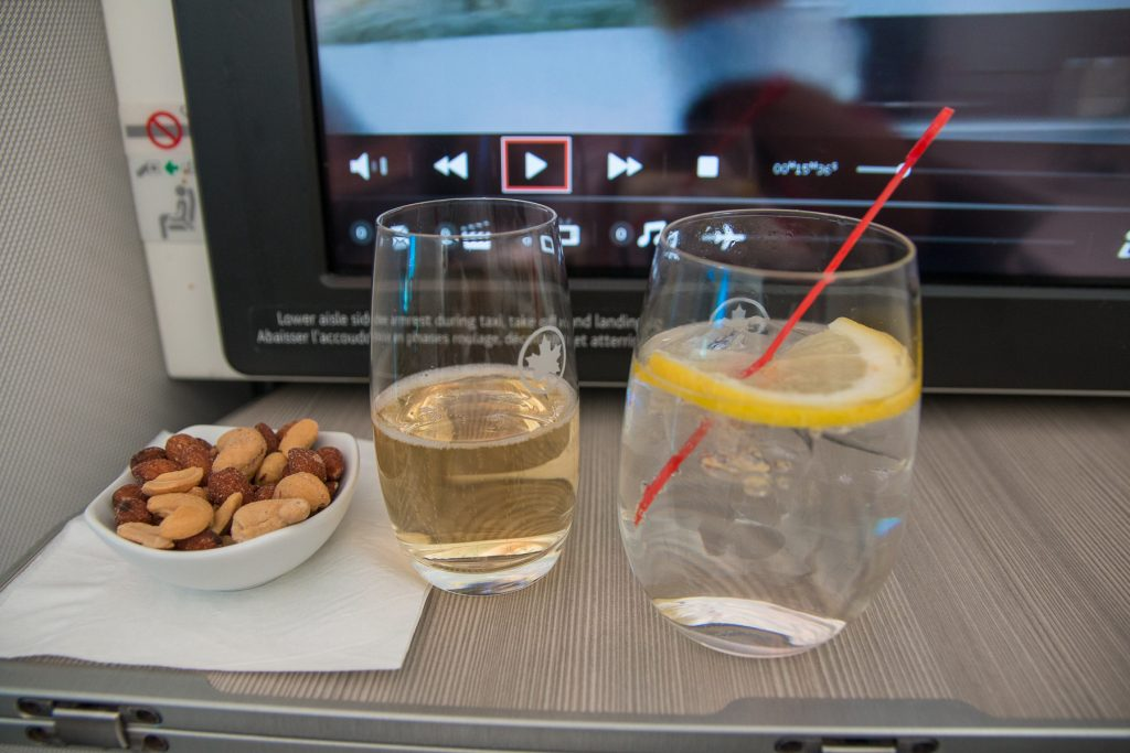 Air Canada Aperitif