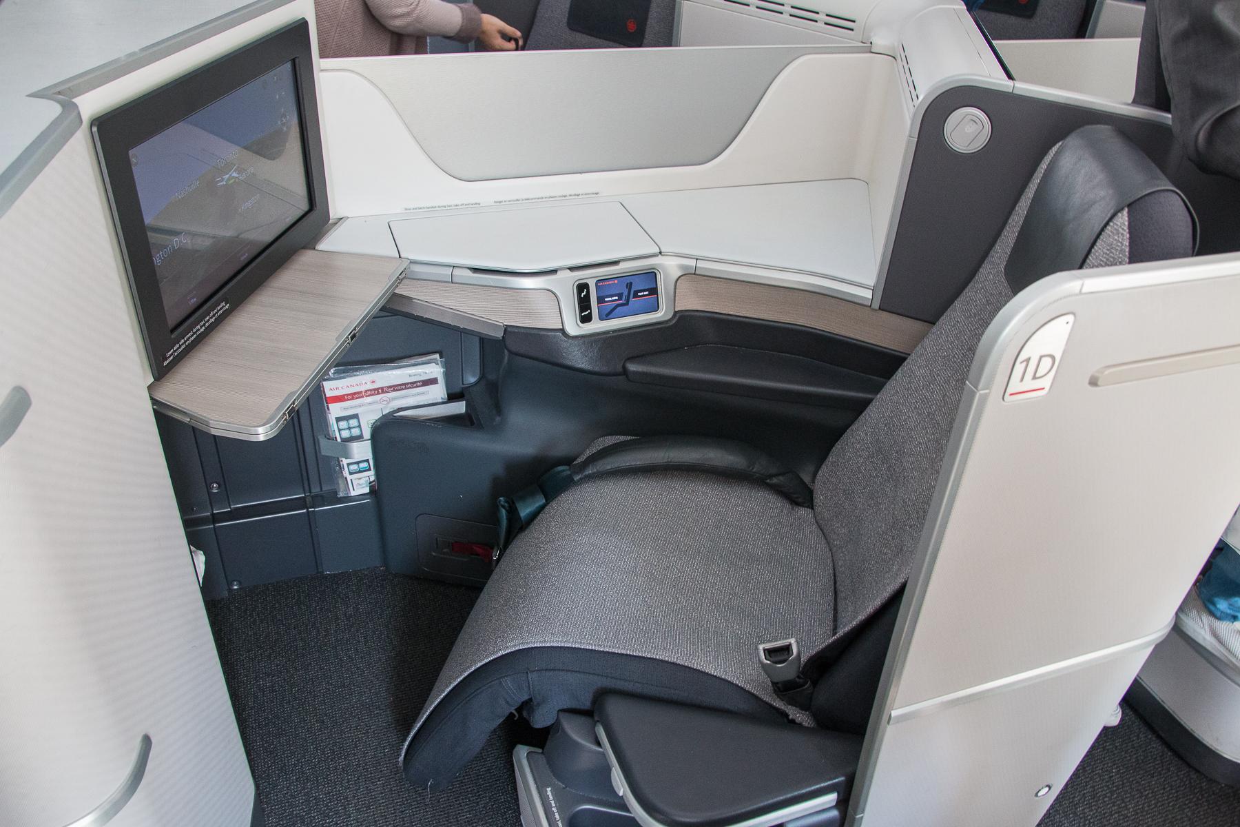InsideFlyer Wochenrückblick Air Canada Business Class