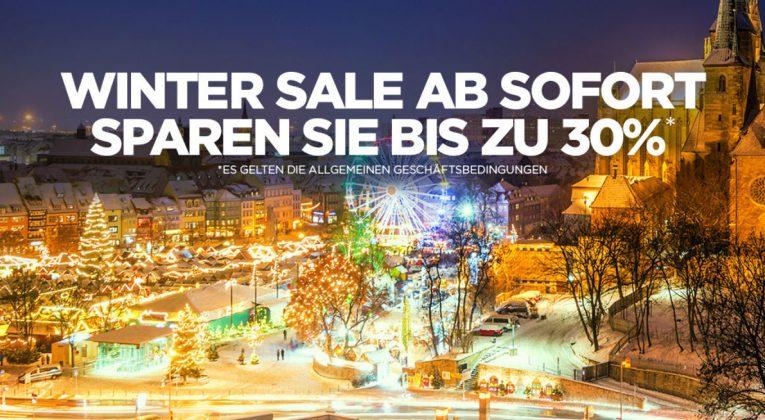 InsideFlyer Wochenrückblick Hilton Winter Sale