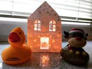 InsideFlyer Adventskalender First Class Enten